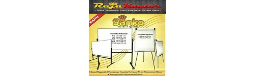White Board / Papan Tulis Sanko