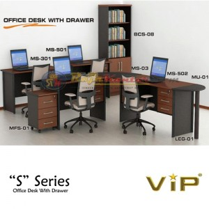 building an office desk. Vip S Series Office Desk With Drawer Set Building An E
