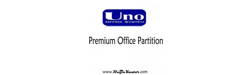 Uno Premium Office Partition System