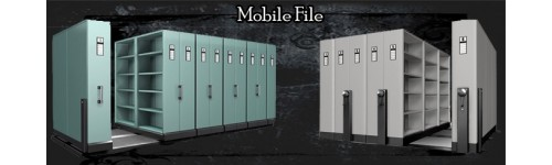 Mobile File / Roll O Pack